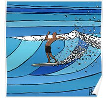 Classic Wave Series ~ Soul Arch Poster