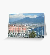 Beautiful Naples Greeting Card