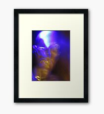 The Matrix Makes Us All Feel That Way Framed Print