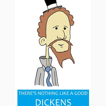 There's Nothing Like A Good Dickens! Let's Rock Randy Writers Range by letsrock