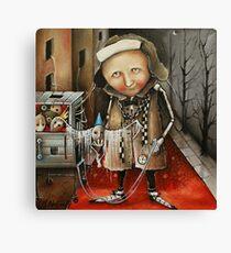 Thief Of Dreams Canvas Print