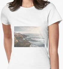 Ocean (Rocks Within the Misty Blue) T-Shirt