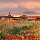 View Across the Miles by JacquiK