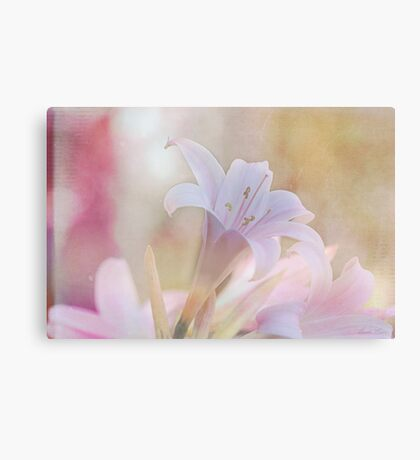 Sweetly Perfumed Canvas Print