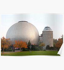 berlin planetarium Poster