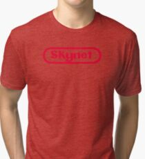 Skynet Entertainment System Tri-blend T-Shirt