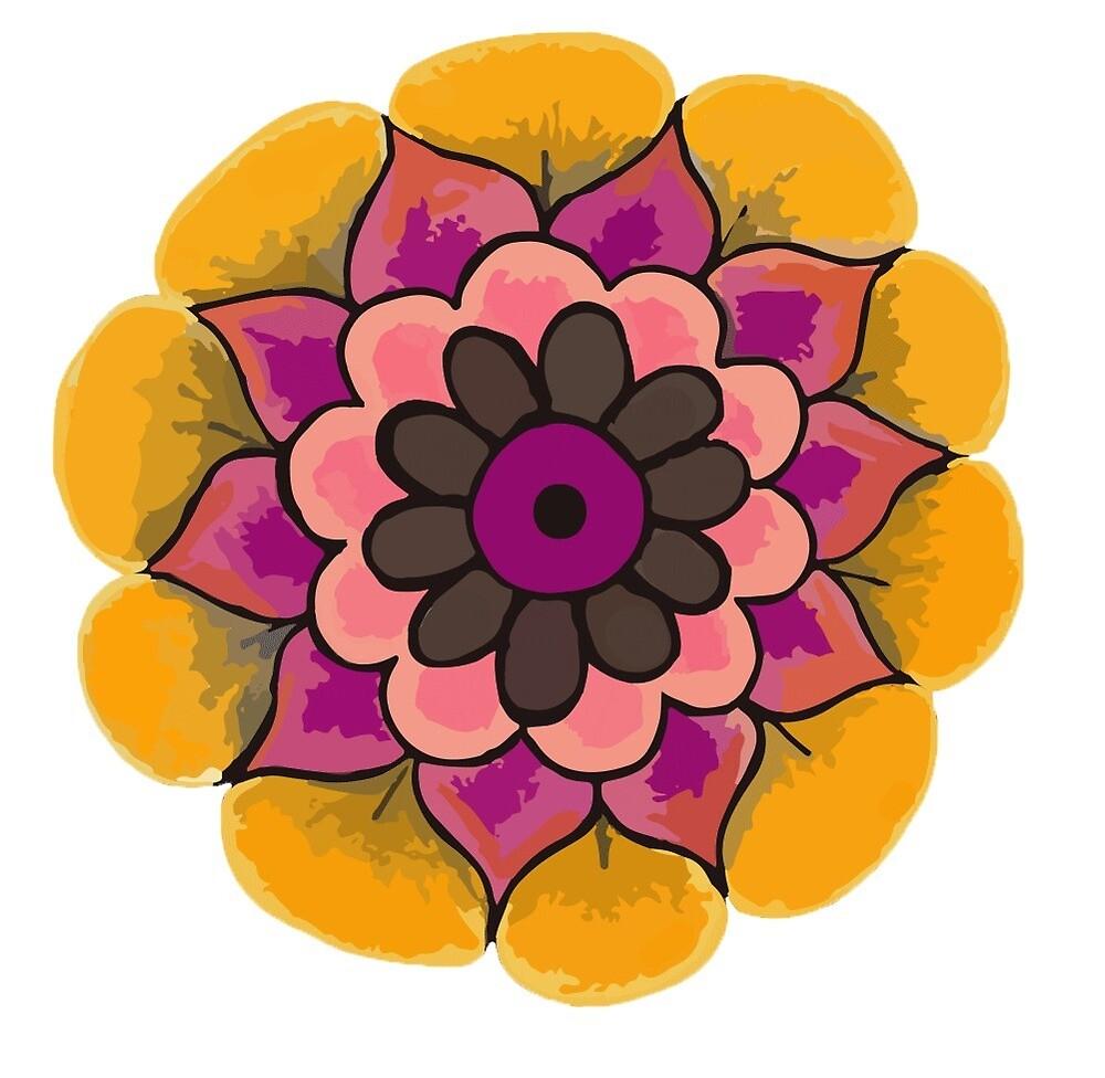 Mandala Design  by michelleiovino