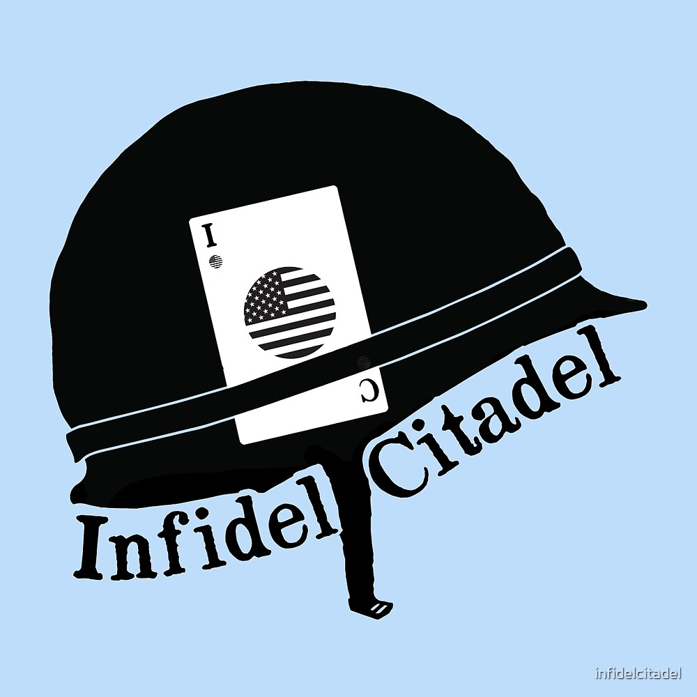 Infidel Citadel Brand by infidelcitadel