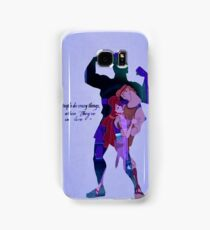 Hercules ~ People Do Crazy Things When They're In Love Samsung Galaxy Case/Skin