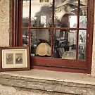 Window and reflections by Marlene Hielema