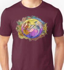 Gold & Silver Unisex T-Shirt