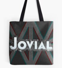 Jovial Background. Tote Bag
