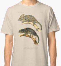 Chameleon Scientific Illustration Classic T-Shirt