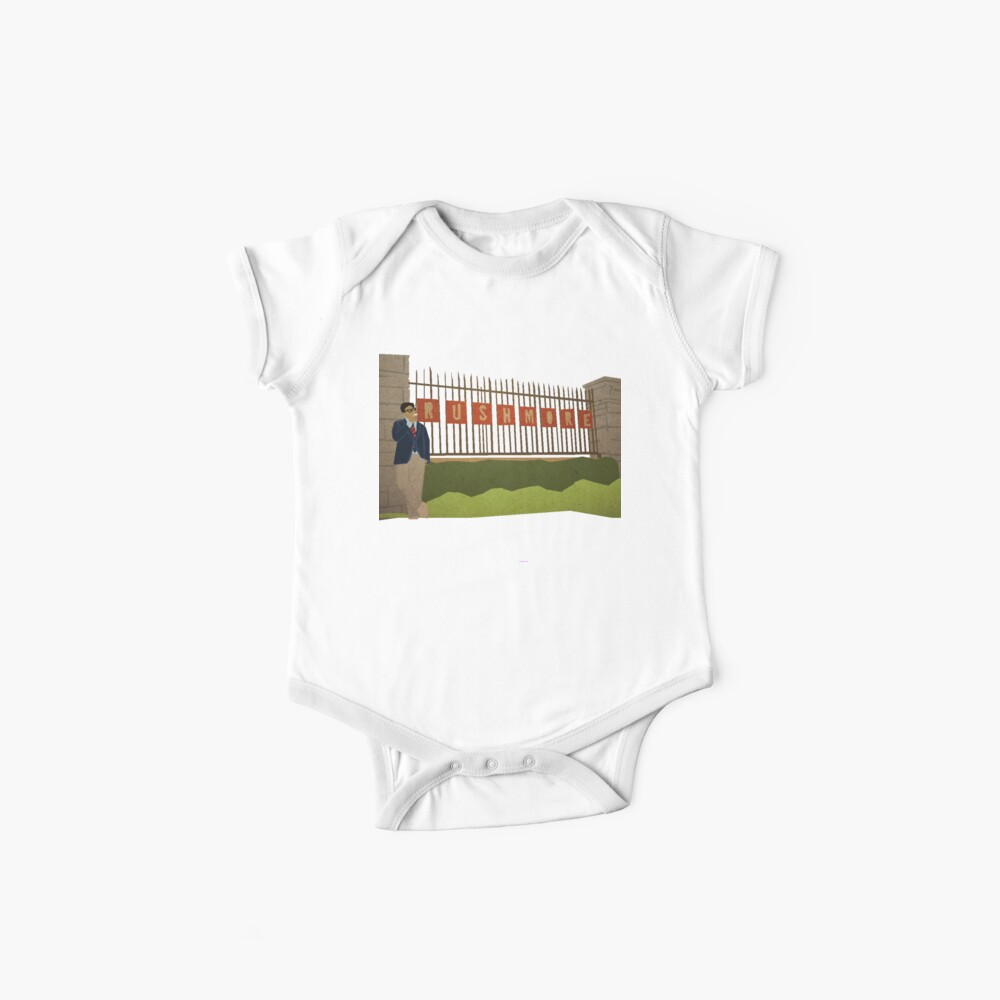 Rushmore Baby One-Piece