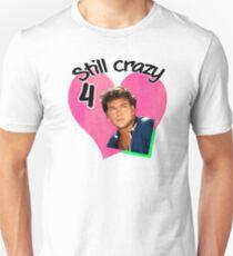 Crazy 4 Swayze Slim Fit T-Shirt