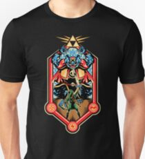 Epic Triforce of the Gods Unisex T-Shirt