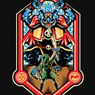 Epic Triforce of the Gods by MeleeNinja