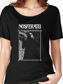 Retro Nosferatu Women's Relaxed Fit T-Shirt