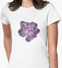 Purple Pearl Womens Fitted T-Shirt
