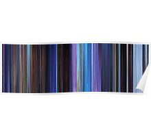 Moviebarcode: Frozen (2013) Poster