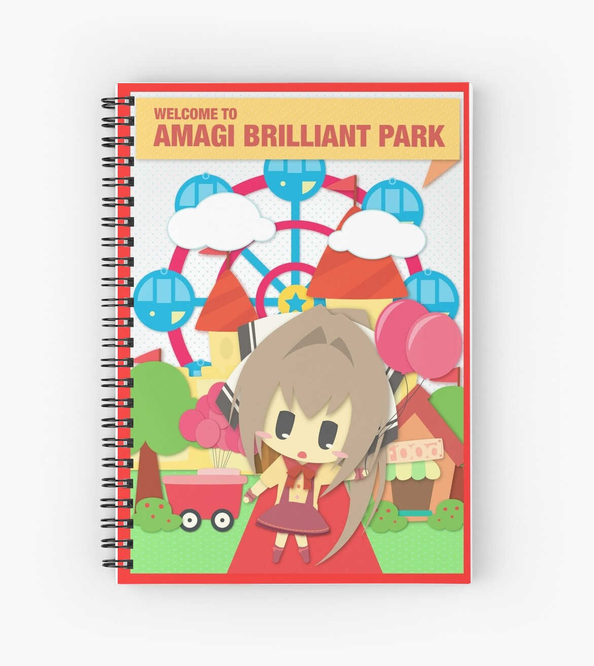 Amagi Brilliant Park by dcinfected