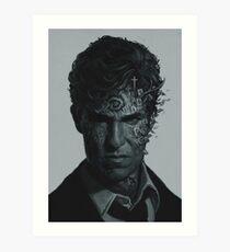 True Detective art Art Print