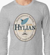 Hylian Hero's Stout Long Sleeve T-Shirt