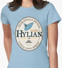 Hylian Hero's Stout Women's Fitted T-Shirt