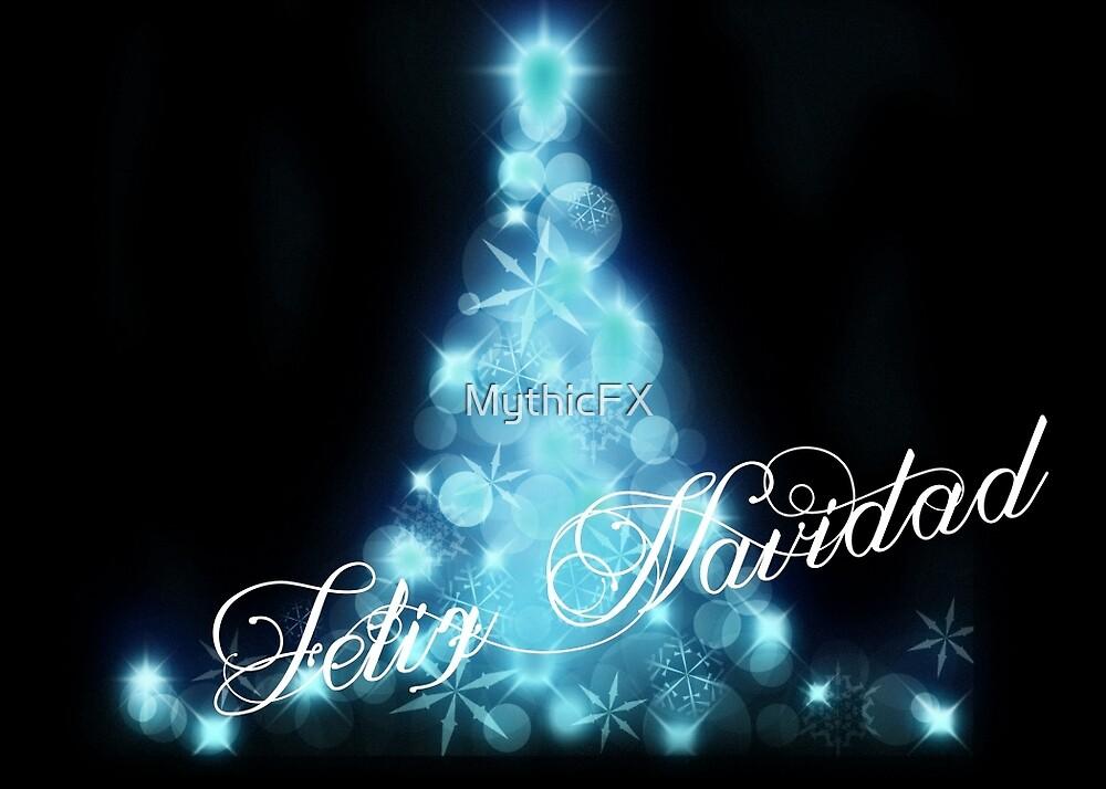 Feliz Navidad by MythicFX