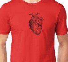 Anatomical Heart Unisex T-Shirt