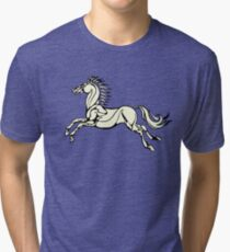 Horse of Rohan Tri-blend T-Shirt