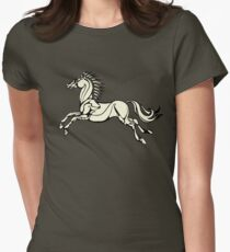 Horse of Rohan Women's Fitted T-Shirt
