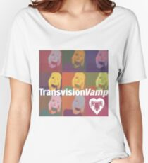 transvision vamp Women's Relaxed Fit T-Shirt