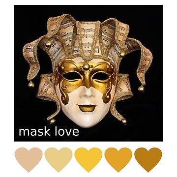 mask love by fantasytripp
