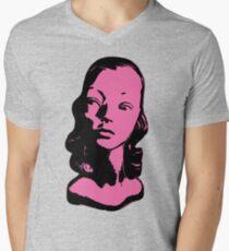 Mannequin Head Original Pop Art Shirt! You WILL Look Awesome. Mens V-Neck T-Shirt