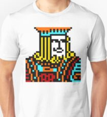 Freecell King (Red) Unisex T-Shirt