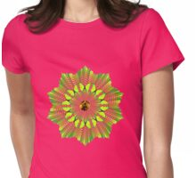 VIBRANCE Womens Fitted T-Shirt