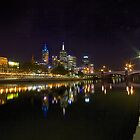 The City - Melbourne by Paul Campbell  Photography