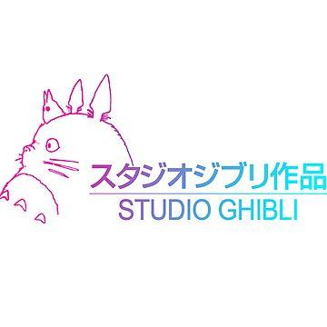 Studio Ghibli by yourakobama