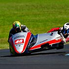 Glenn West & Andrew West | Barry Sheene Festival | 2014 by Bill Fonseca