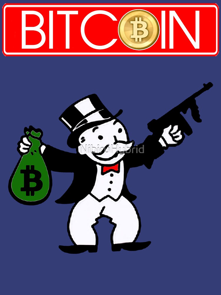 Get Bitcoin Make A Monopoly by NibiruHybrid