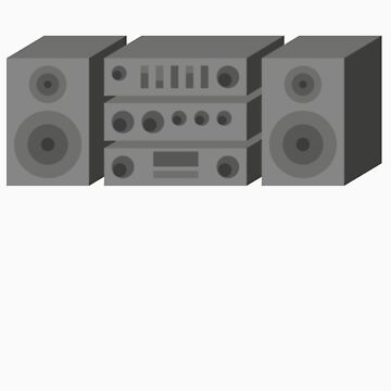 Stereo by matthindle