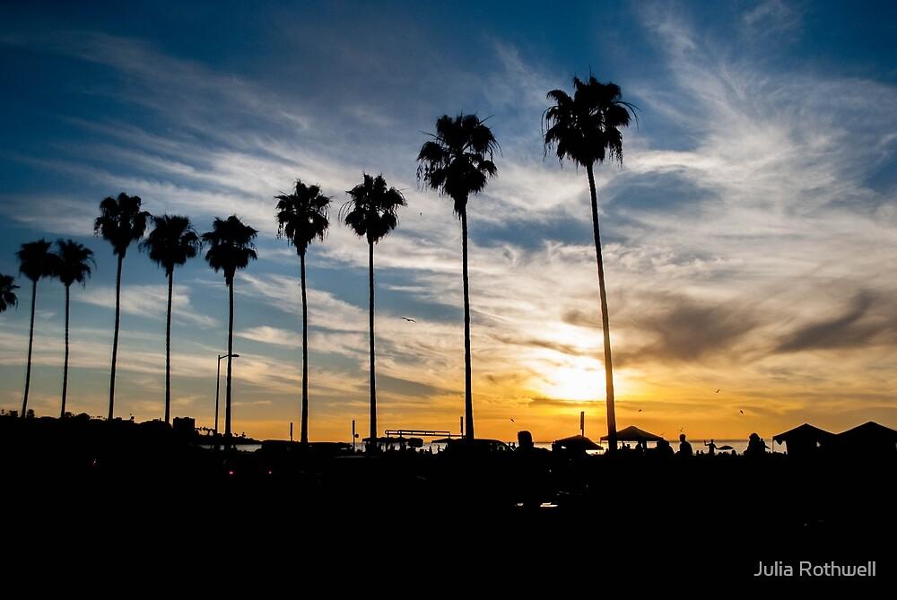 Sunrise Sunset by Julia Rothwell