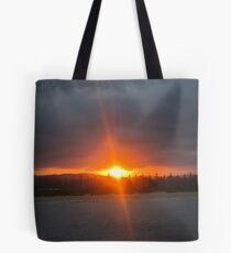 Narooma Sunset Tote Bag