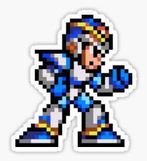 MegaMan X Sticker