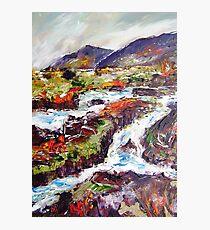 Connemara landscape Photographic Print