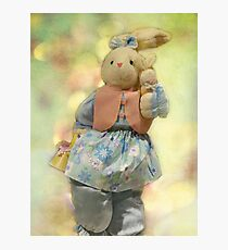Hoppy, hoppy Spring! Photographic Print