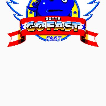Gotta Go Fast! by BiggStankDogg