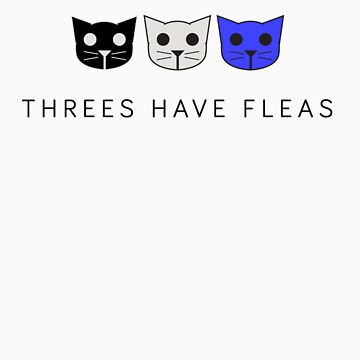 Threes Have Fleas - Level 3 MeowMeowBeenz by lashy1089