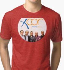 XCOR - CIRCULAR Tri-blend T-Shirt